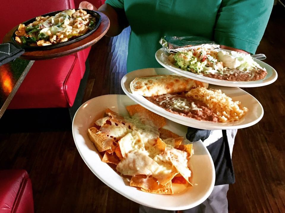 Acapulco mexican restaurant bar grill eating out with for Acapulco loco authentic mexican cuisine