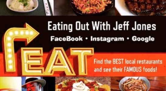 Eating Out With Jeff Jones
