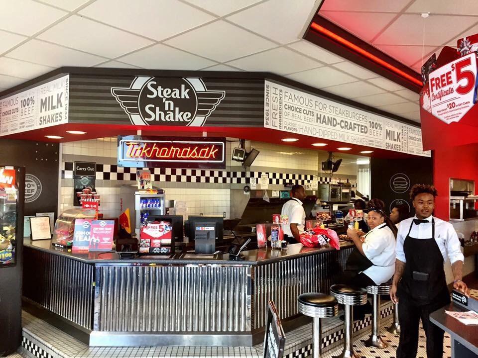 Steak Out Menu Decatur Al