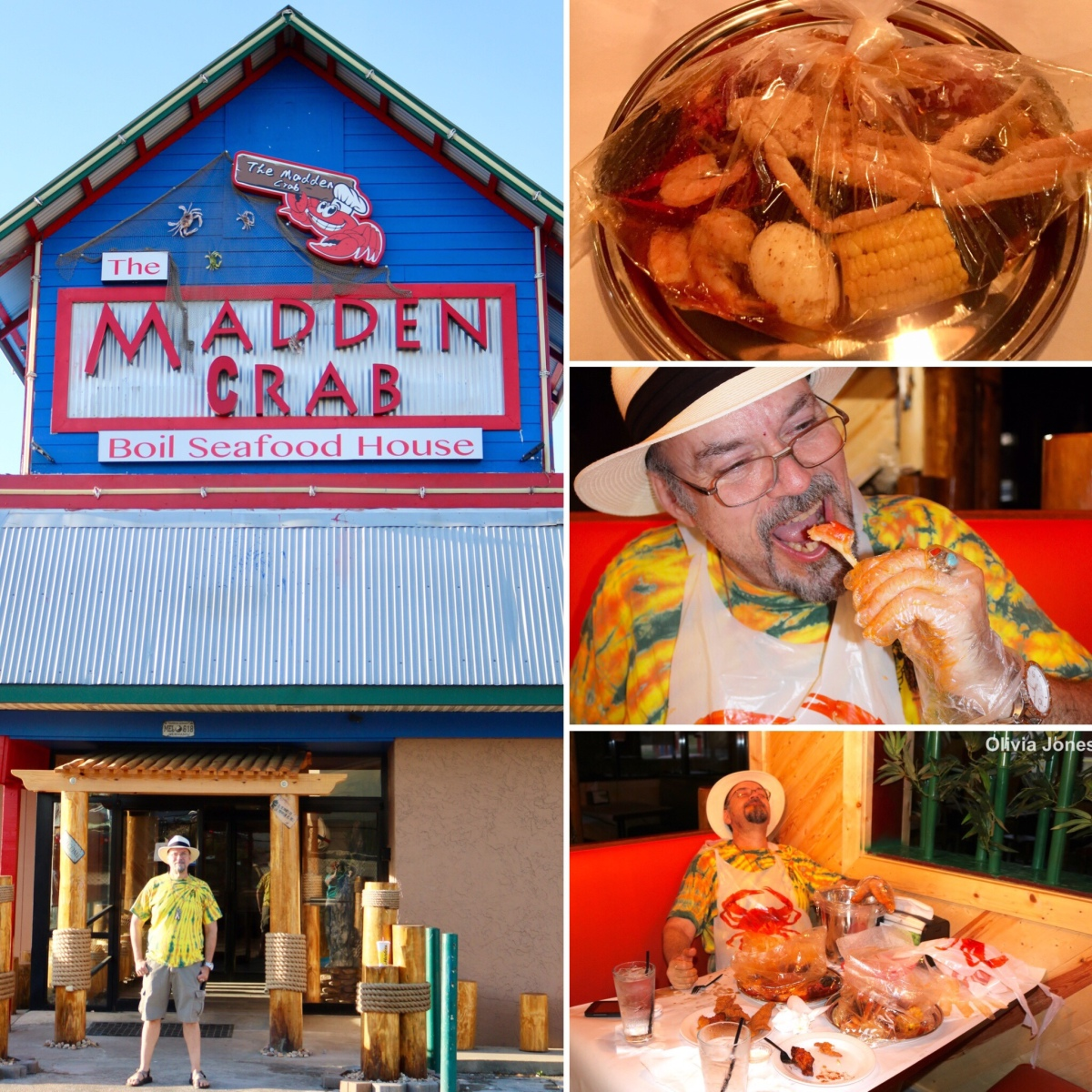 The Madden Crab (boil Seafood House) – Tupelo, MS – Eating Out With Jeff Jones